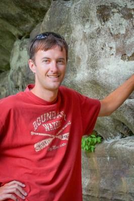 Duluth Folk School instructor Jonathan Wolfe