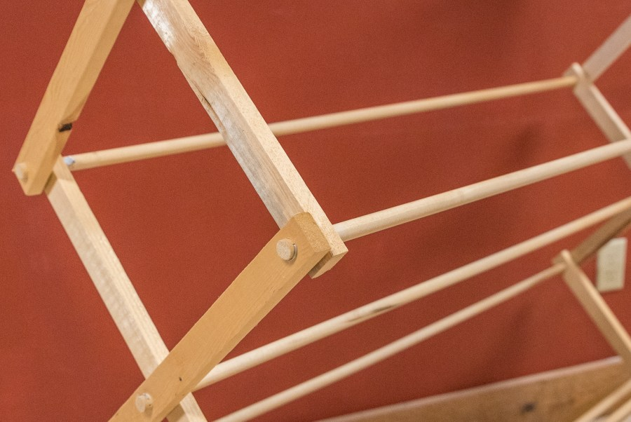 Make Your Own Clothes Drying Rack at the Duluth Folk School