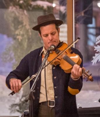 Clancy Ward Fundraiser at the Duluth Folk School