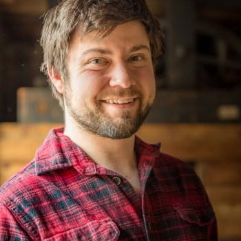 Perin Ellsworth-Heller at the Duluth Folk School
