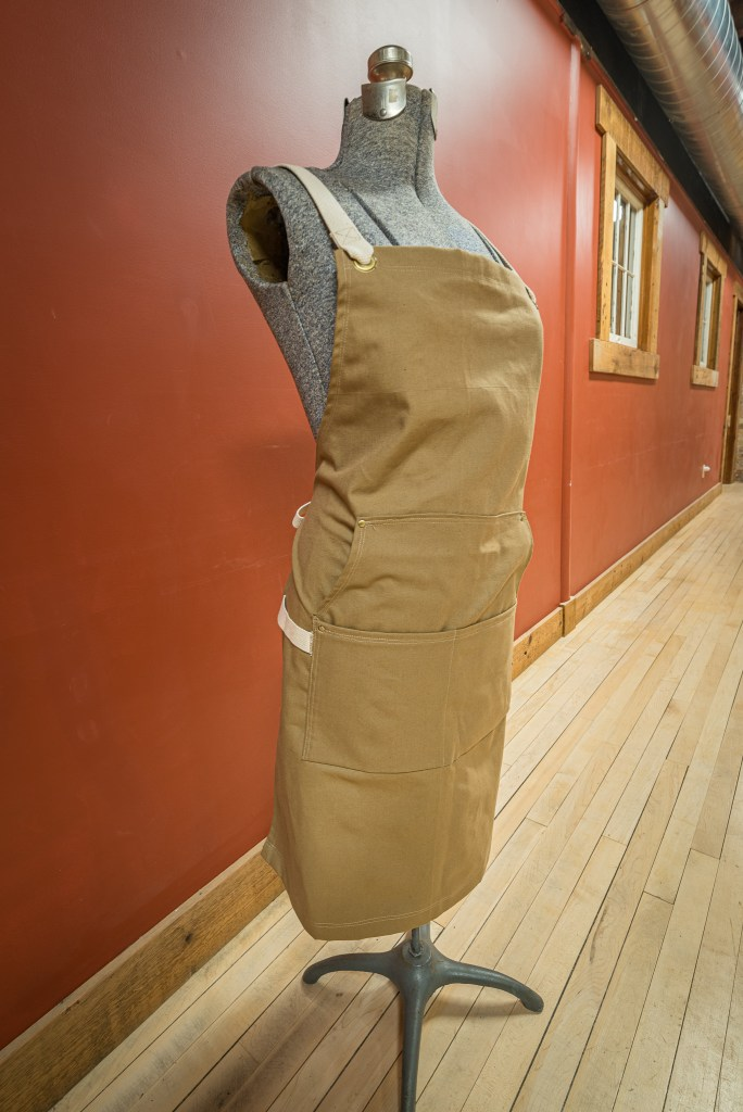 Make Your Own Apron at the Duluth Folk School