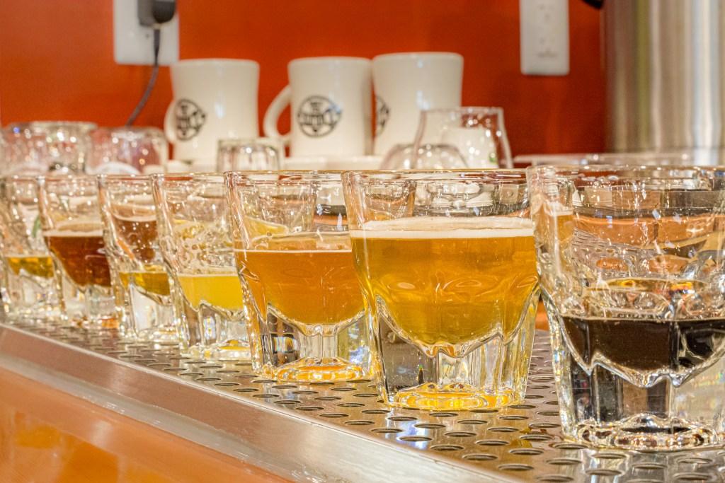 Beer Tasting at the Duluth Folk School