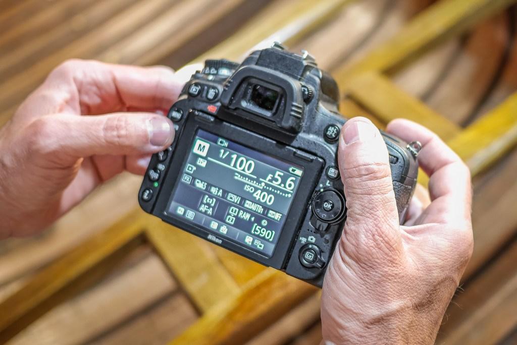Basics of Digital Photography at the Duluth Folk School
