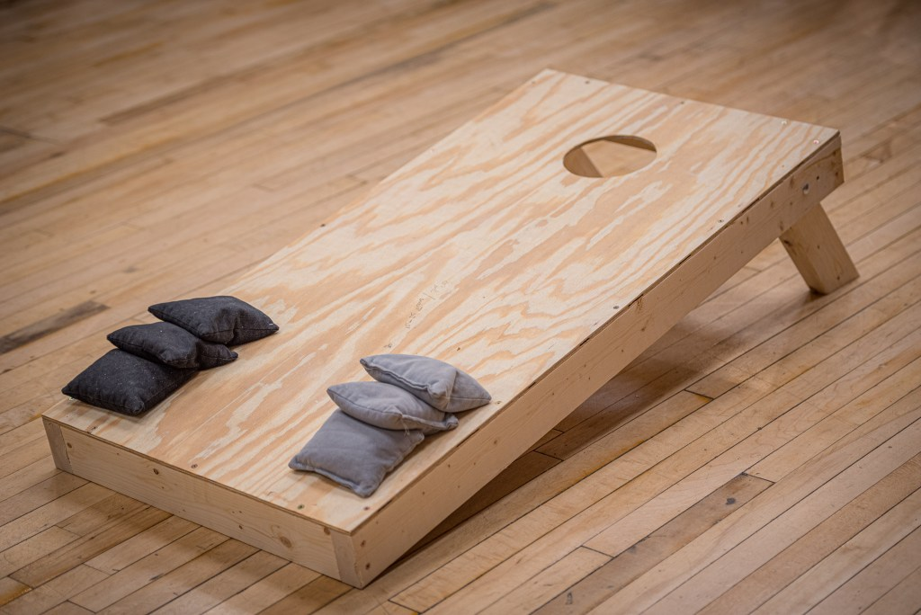 Build Your Cornhole Game at the Duluth Folk School