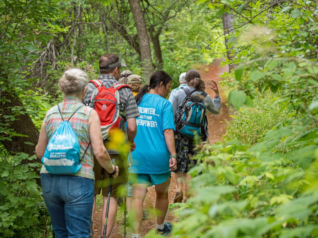 Guided Nature Hike with Duluth Folk School