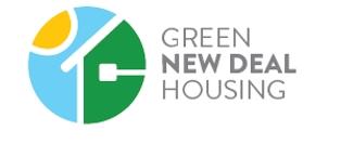 Green New Deal Housing Logo