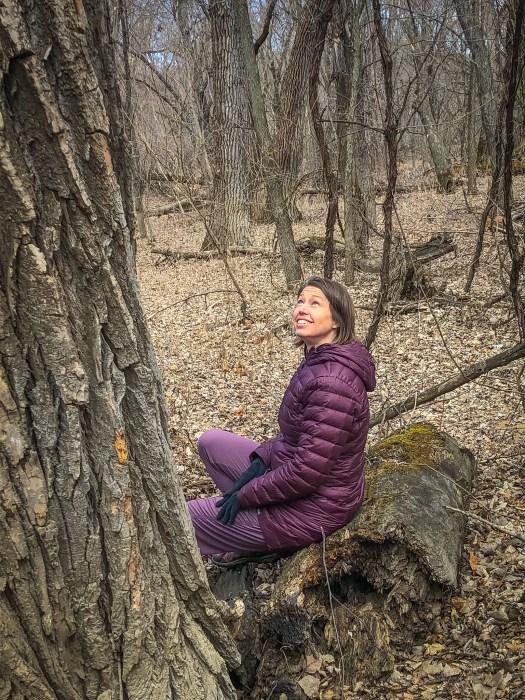 Duluth Folk School instructor Teresa Hershey