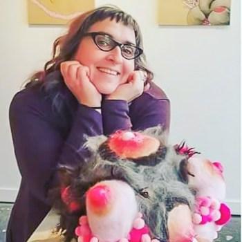 Duluth Folk School Instructor Melanie Lieb