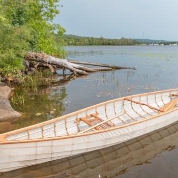 Building a Canoe with Duluth Folk School
