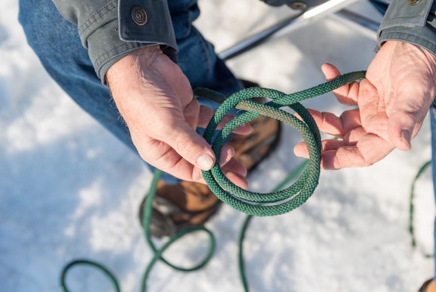 Tying Knots with Tom Swanstrom
