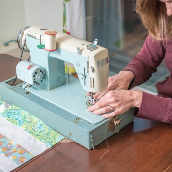 Learn to Sew with Erin!