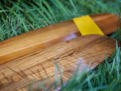 Handmade Canoe Paddles