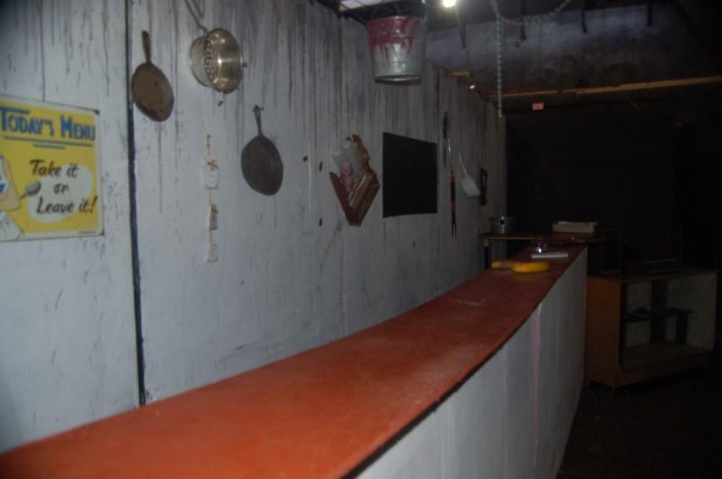 Diner Bar shot