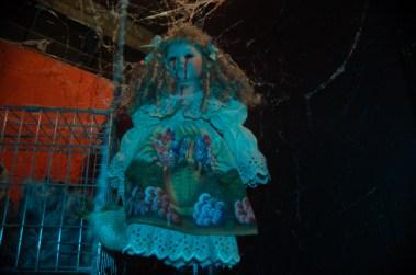 Doll Blue Light