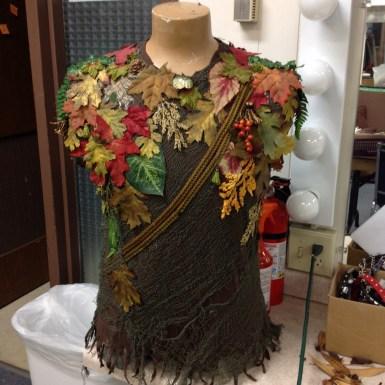 Peter Pan's Costume - Costume Designer Carrie Mohn