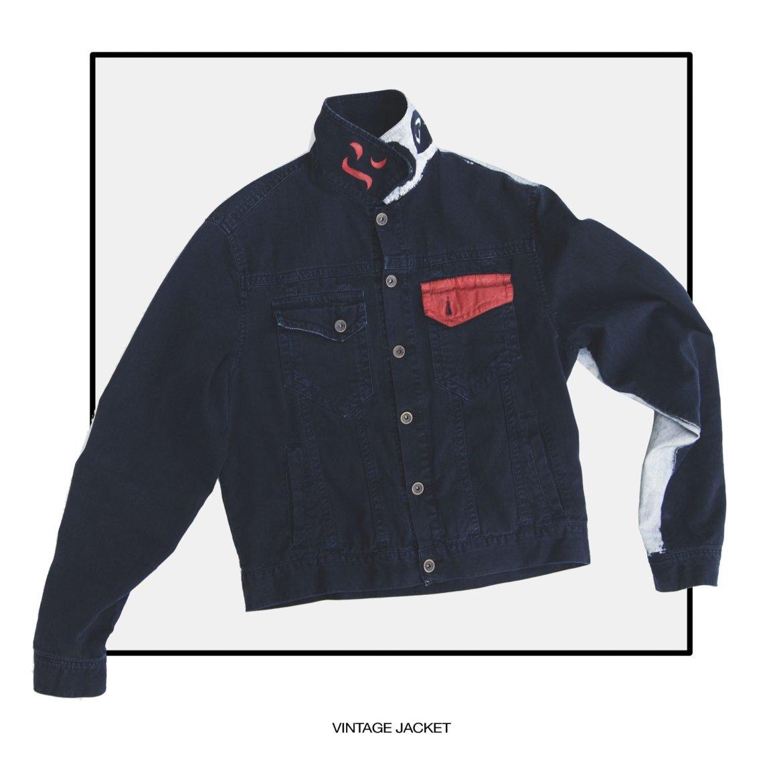blue jacket pmd