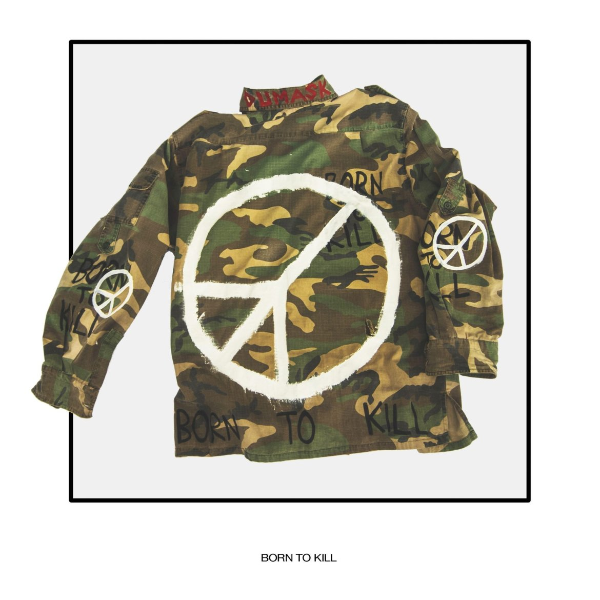 military jacket pmd