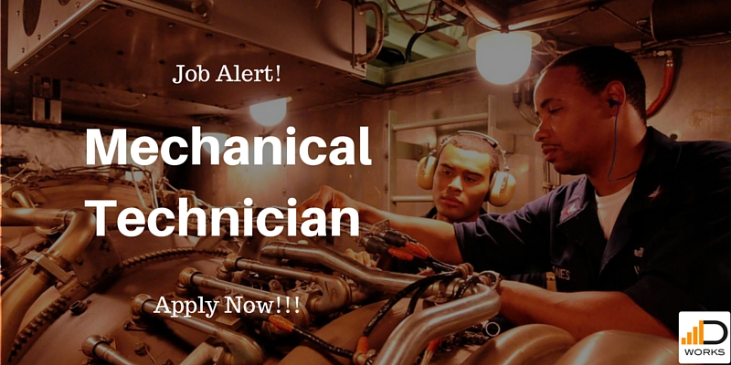 Image result for Mechanical Technician