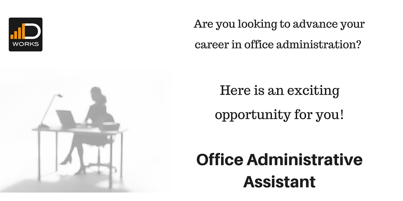 Office Administrative Assistant