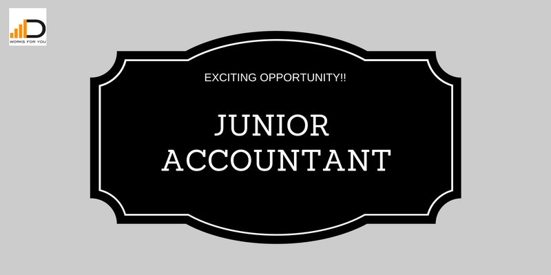 Image result for Junior Accountant