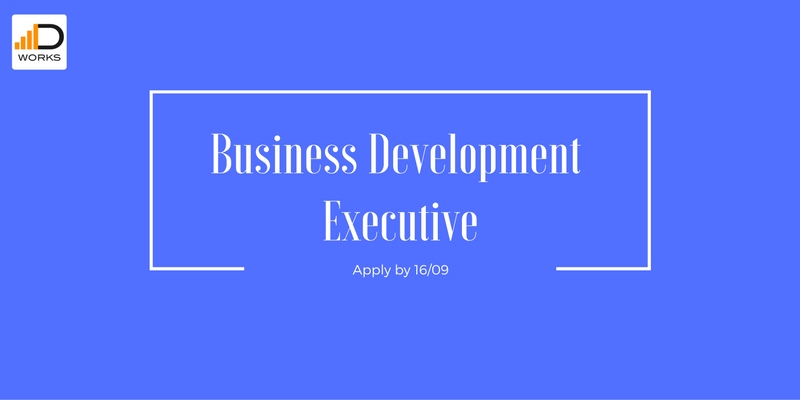 apply for a business development executive job in one of the leading ICT solutions firms in Kenya