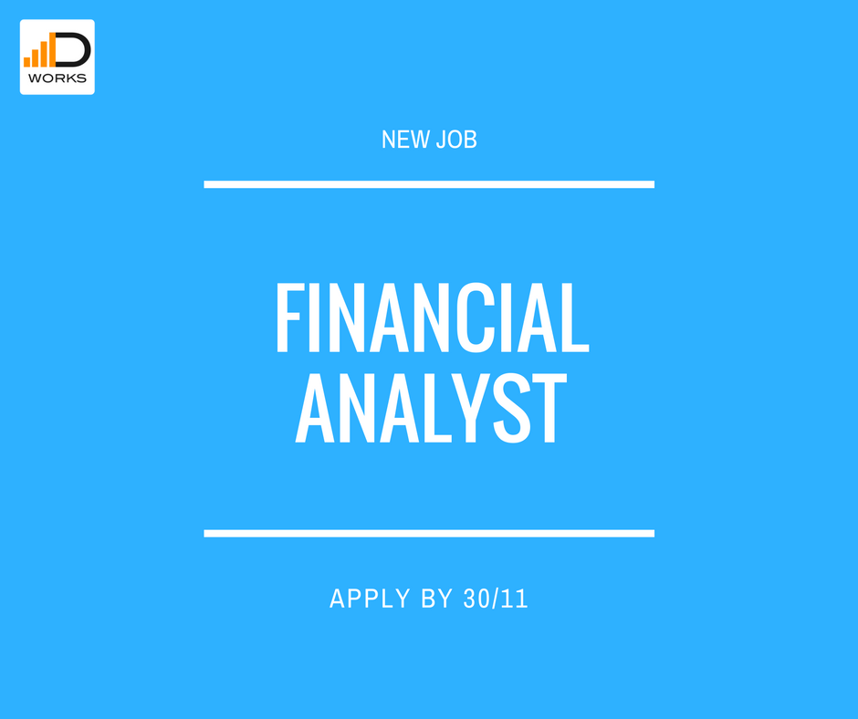 Apply for a financial analyst job vacancy in Nairobi