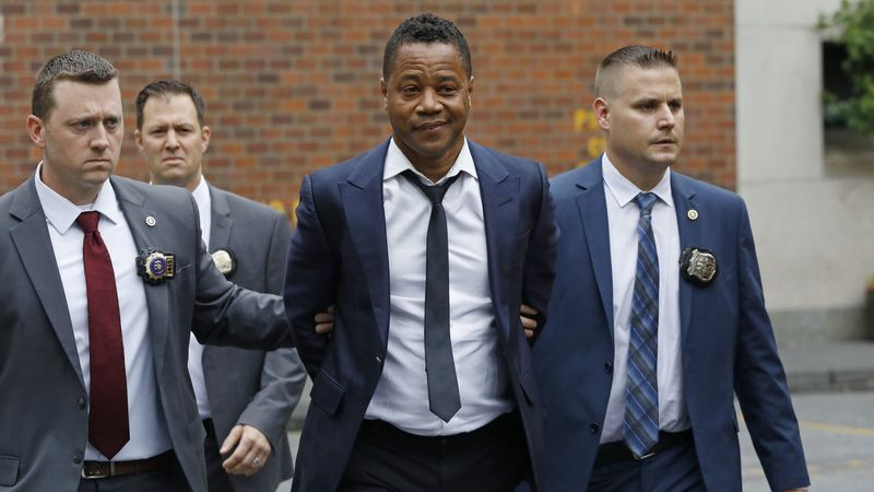 Cuba Gooding Jr. Is Charged For Allegedly Touching Woman In New York Club