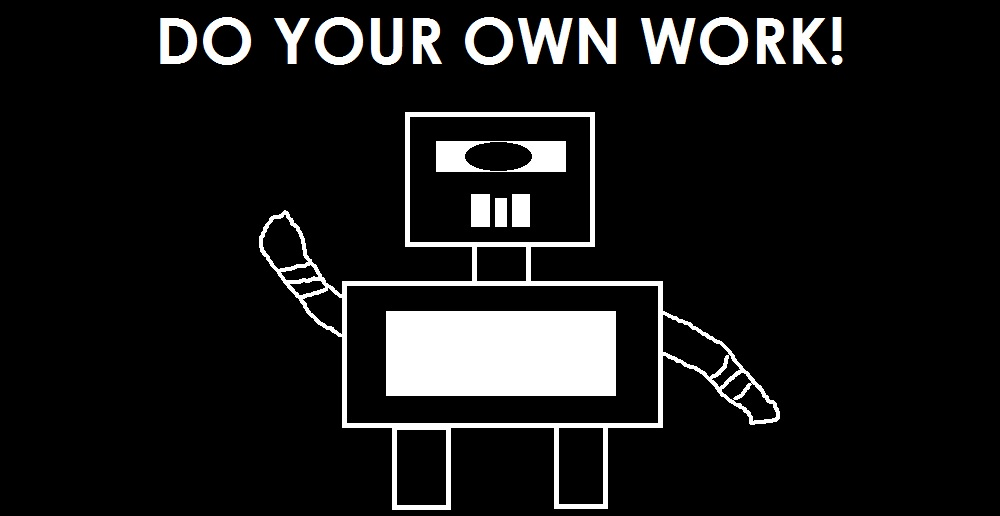 image of a pissed off robot selenium test automation tool