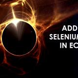 Adding Selenium Jars in Eclipse Image