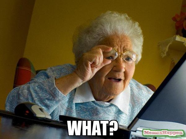 what meme grandma for java collections framework