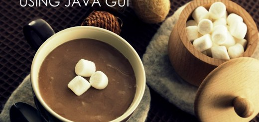 add two numbers in java gui coffee