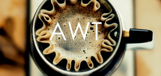 Java GUI AWT coffee