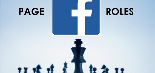 how to assign page roles in facebook