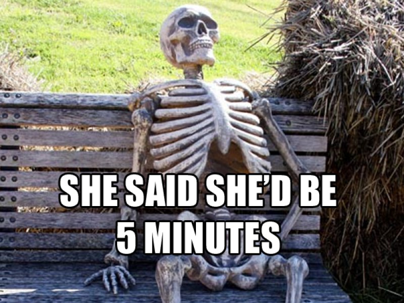 waiting meme for wait command in selenium webdriver