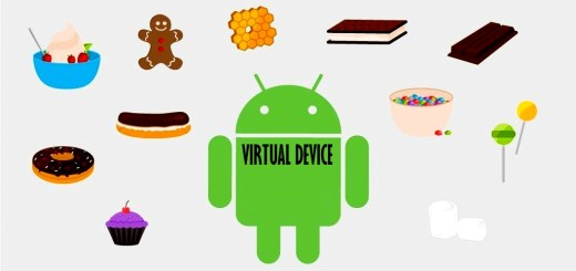 how to create virtual device in android studio