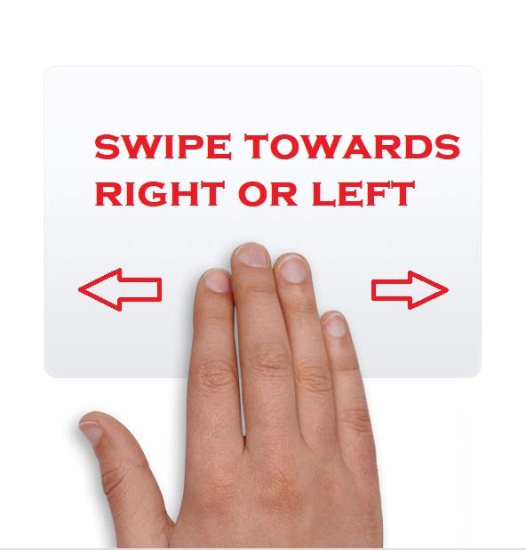 four fingers gesture to switch between virtual desktops windows 10 virtual desktop shortcut