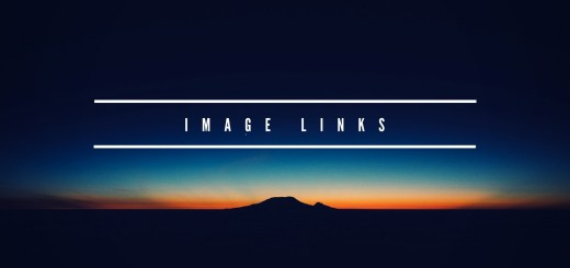 image links in html