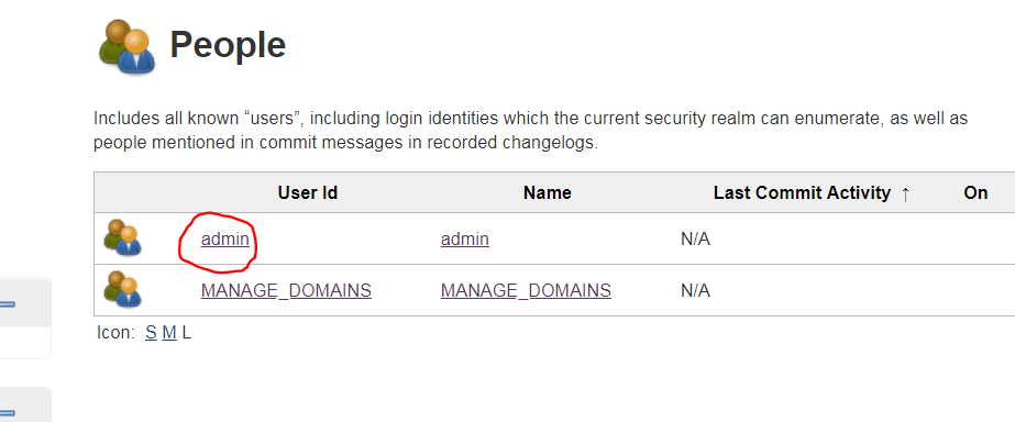 admin user id in jenkins