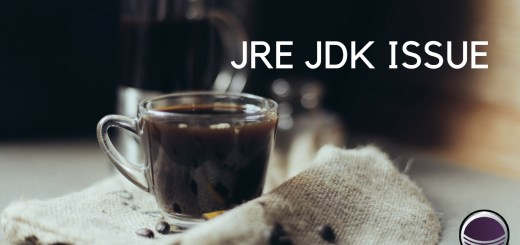 Jre JDK issue resolution Perhaps you are running on a JRE than a JDK Error Resolution