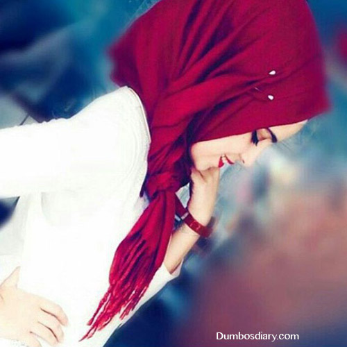 Beautiful muslim girl dp