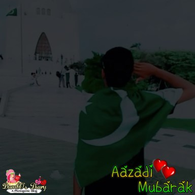 Pakistan Independence day WhatsApp n FaceBook DPs