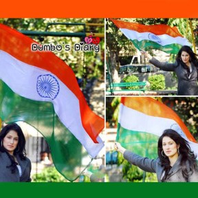 Indian republic day dp