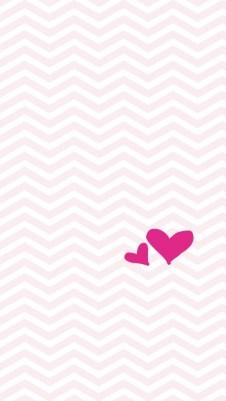 Red hearts whatsapp wallpaper