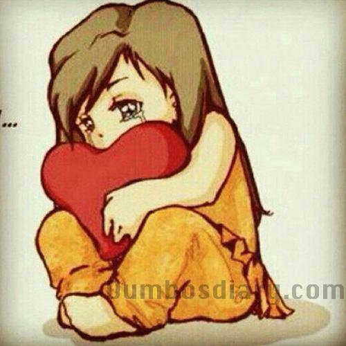 Alone Broken Heart Sad Girl Sketch Chelss Chapman