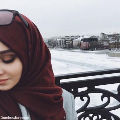 pretty hijabi girl