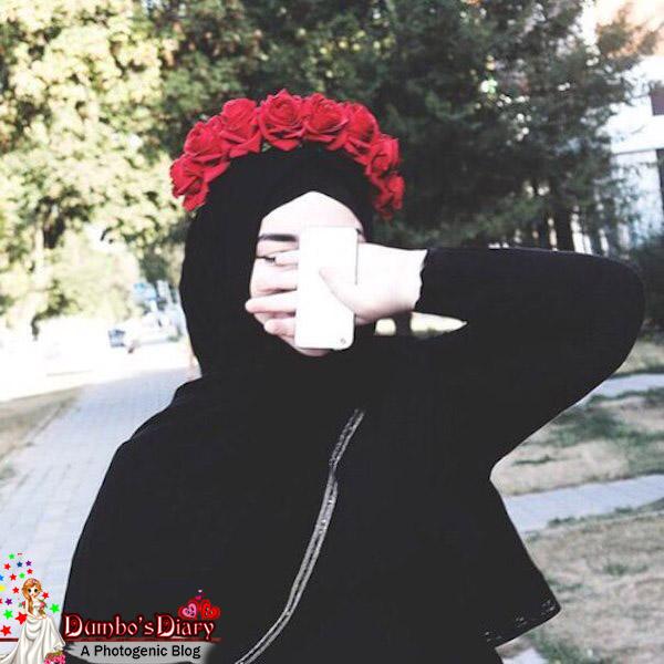 Hijab Fashion Muslimah Girls Dps For Social Media