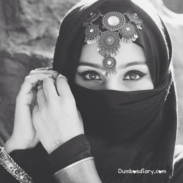 Hijabi Muslim Girl