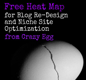 free heat map crazy egg