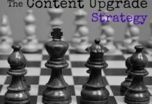 The Content Upgrade Strategy