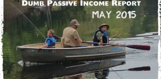 Passive Income Report May 2015